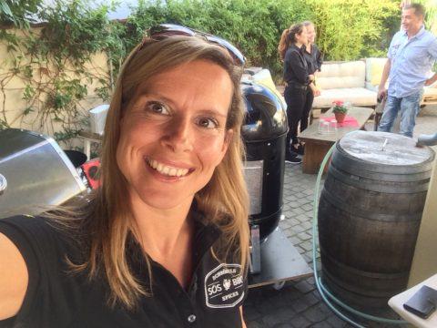 Sandra Schröbel Grill